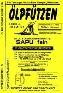SAPU Bindemittel